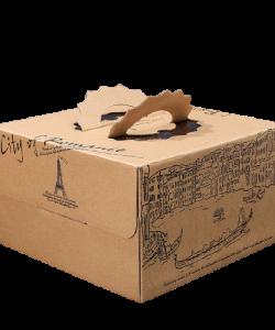 Custom Brown Bakery Boxes