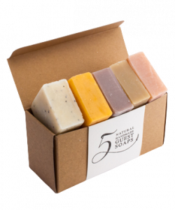 Custom Handmade Soap Packaging Box