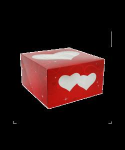 Custom Paper Cake Packaging Box
