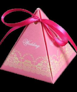Custom Pyramid Boxes Packaging