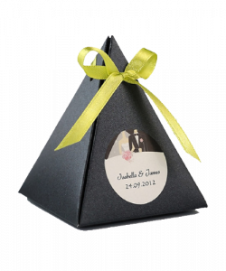 Custom Pyramid Packaging Box