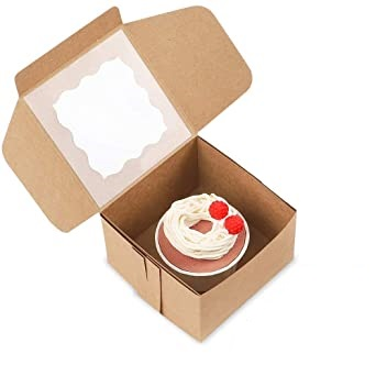 Custom Small Cake Packaging Boxes