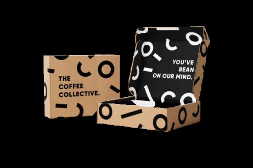 Kraft Mailing Boxes