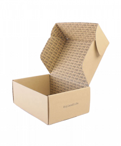 Kraft Mailing Boxes Packaging