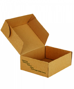 Kraft Mailing Packaging Boxes