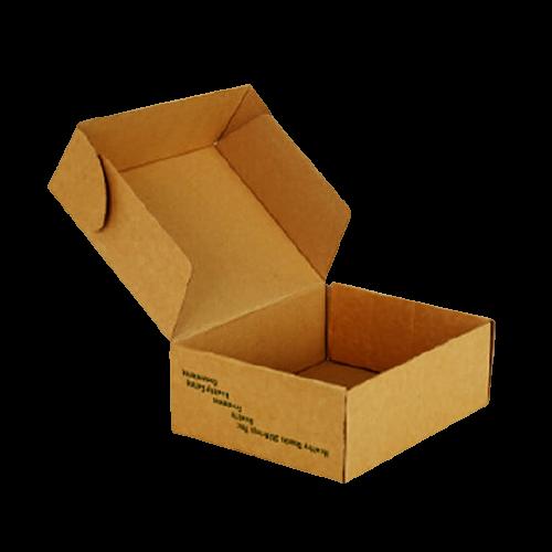Kraft Mailing Packaging Boxes
