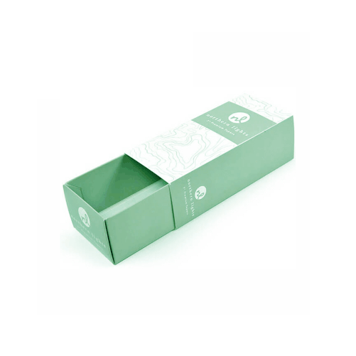 Printed Hair Spray Packaging Box