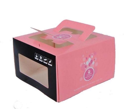 Custom Cake Box