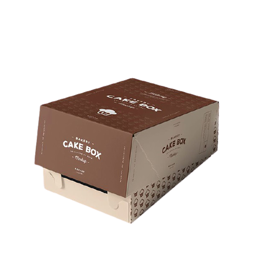 Custom Cake Packaging Boxes