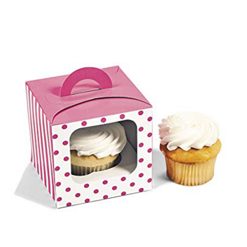 Custom Cupcake Boxes Packaging