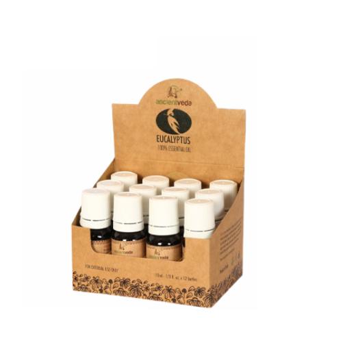 Custom Essential Oil Packaging