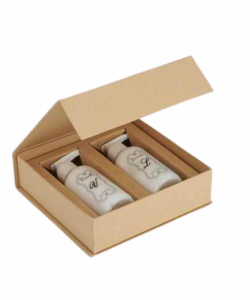 Printed Glossy Lotion Boxes Packaging