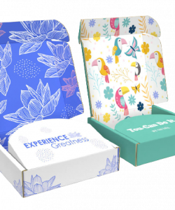 CUSTOM MAILER BOXES WITH INSERT